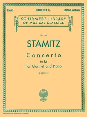 Carl Stamitz: Concerto in E-flat