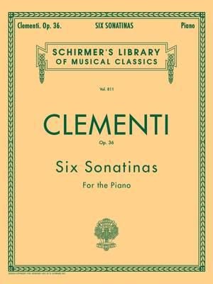 Muzio Clementi: Six Sonatinas, Op. 36