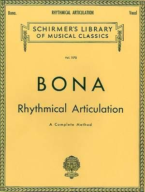 Pasquale Bona: Rhythmical Articulation