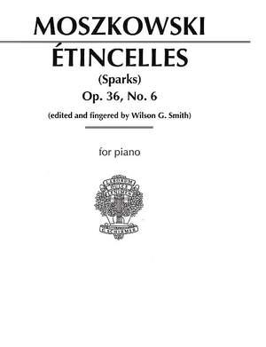 Moritz Moszkowski: Etincelles, Op. 36, No. 6