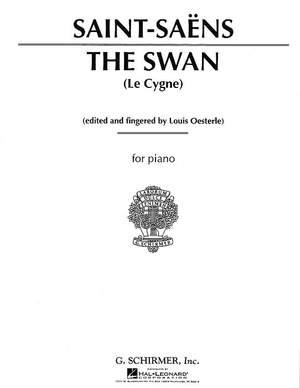 Camille Saint-Saëns: The Swan