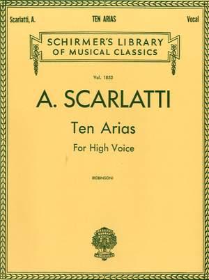 Alessandro Scarlatti: 10 Arias