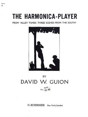 David Guion: Harmonica Player