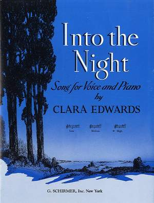 Claire Edwards: Into the Night