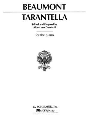 P Beaumont: Tarantelle Product Image