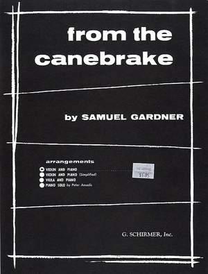 John Gardner: From the Canebrake