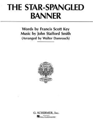 J.S. Smith: Star Spangled Banner