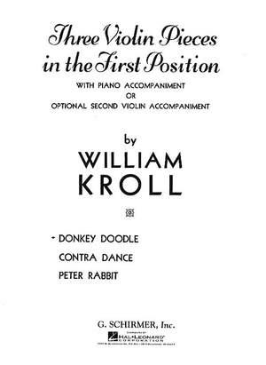 William Kroll: Donkey Doodle