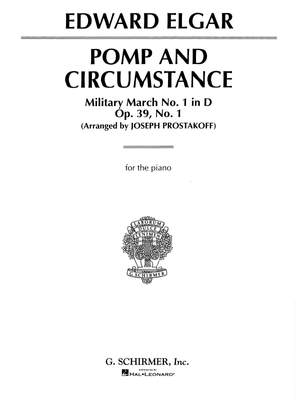 Edward Elgar: Pomp And Circumstance Military March No.1