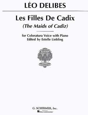 Léo Delibes: Les filles de Cadix (The Maids of Cadiz)