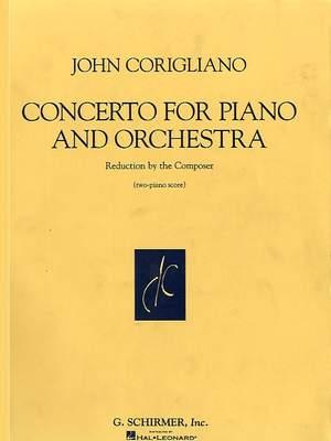 John Corigliano: Piano Concerto