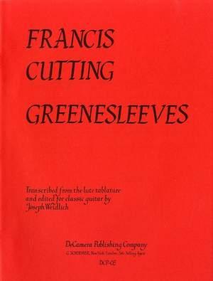 Francis Cutting: Greensleeves