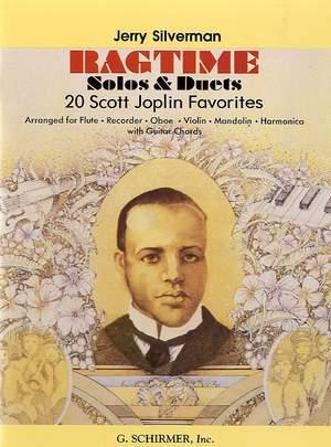 Scott Joplin: Ragtime Solos and Duets