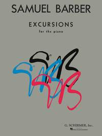 Samuel Barber: Excursions For The Piano Op.20