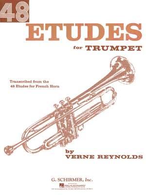 Verne Reynolds: 48 Etudes