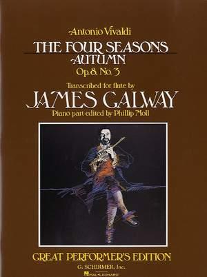 Antonio Vivaldi: Autumn - The Four Seasons Op.8 No.3