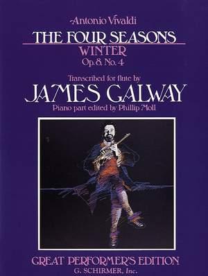 Antonio Vivaldi: The Four Seasons - Winter Op.8 No.4