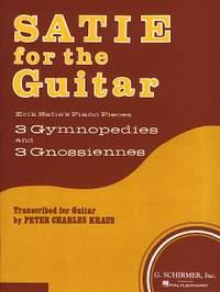 Erik Satie: Satie for the Guitar