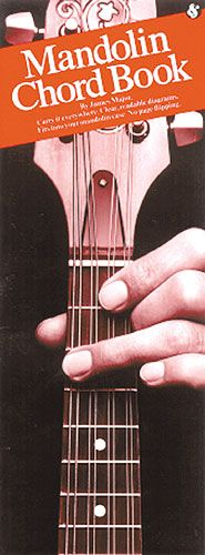 James Major: Mandolin Chord Book