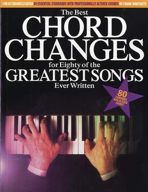 The Best Chord Changes