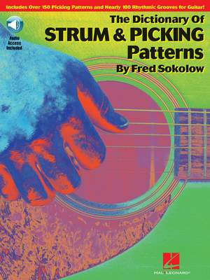 The Dictionary Of Strums And Picking Patterns