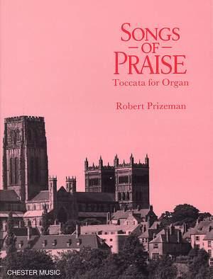 Robert Prizeman: Songs Of Praise Product Image