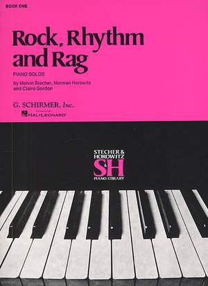 Melvin Stecher_Norman Horowitz: Rock, Rhythm and Rag - Book I