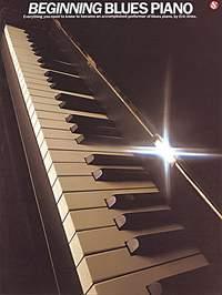 Eric Kriss: Beginning Blues Piano