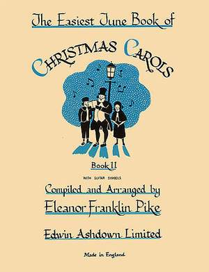 The Easiest Tune Book Of Christmas Carols Book 2