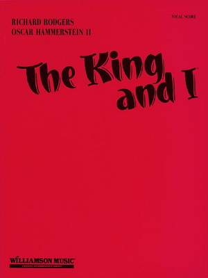 Oscar Hammerstein II_Richard Rodgers: The King and I