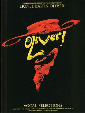 Lionel Bart: Oliver! - Vocal Selections From The Musical