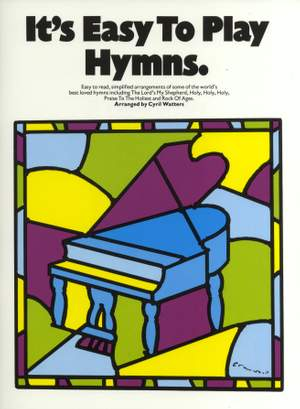 It's Easy To Play Hymns