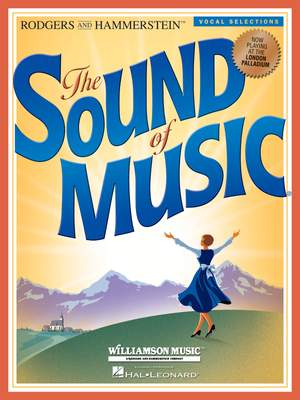 Oscar Hammerstein II_Richard Rodgers: The Sound of Music Vocal Selections - U.K. Edition