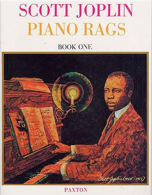 Scott Joplin: Piano Rags Book 1