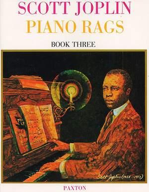 Scott Joplin: Piano Rags Book 3