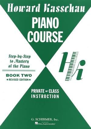 Howard Kasschau: Piano Course - Book 2