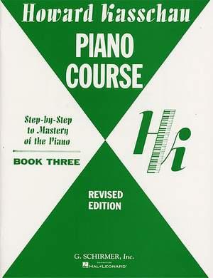 Howard Kasschau: Piano Course - Book 3