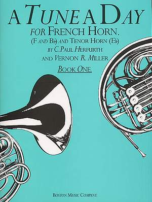 Alfred Mayer_Paul Herfurth: A Tune A Day For French Horn Book One