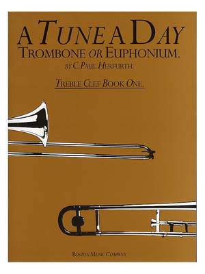 Paul Herfurth: A Tune A Day For Trombone Or Euphonium (TC) 1