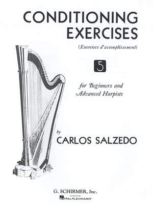 Carlos Salzedo: Conditioning Exercises for Harpists