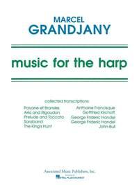 Marcel Grandjany: Music For The Harp