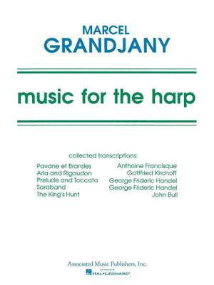 Marcel Grandjany: Music For The Harp Product Image