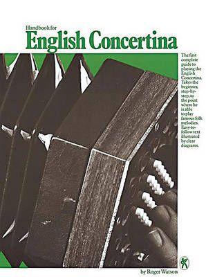 Roger Watson: Handbook For English Concertina