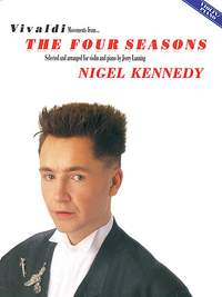 Antonio Vivaldi_Nigel Kennedy: Movements From The Four Seasons