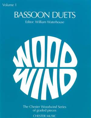 Bassoon Duets Volume 1