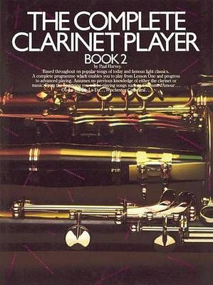 The Complete Clarinet Player Book 2
