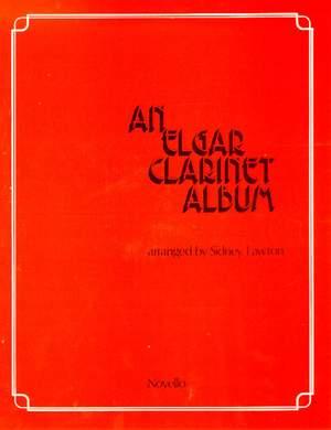 Edward Elgar: An Elgar Clarinet Album