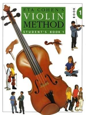 Eta Cohen: Violin Method Book 1 - Student's Book