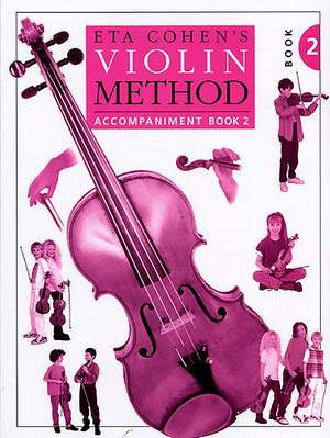 Violin Method Book 2 - Piano Accompaniment