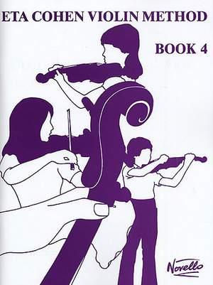 Violin Method Book 4 - Student's Book